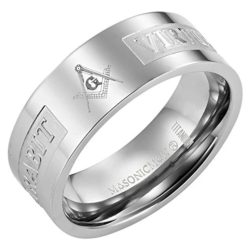 Willis Judd Men/'s DAD Titanium Ring with Engraved Best Dad Ever with Velvet Gift Box