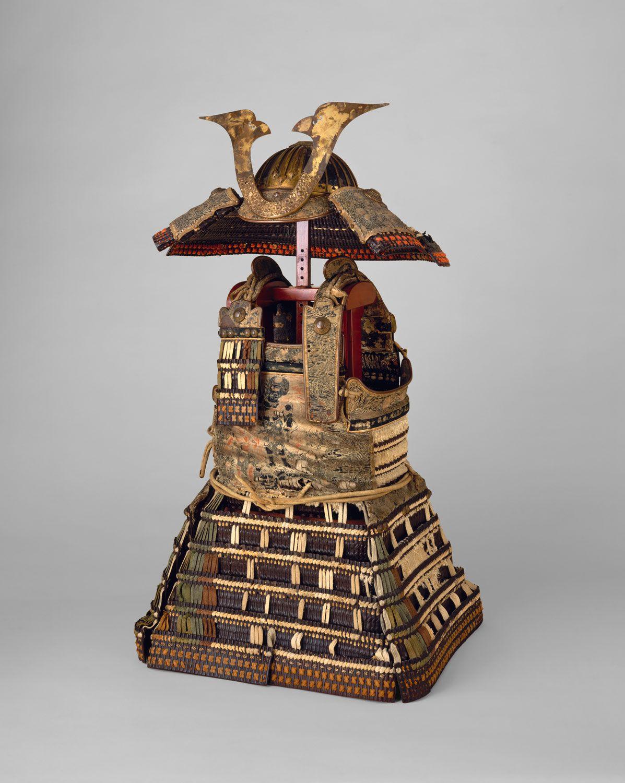 Armor Yoroi Of Ashikaga Takauji