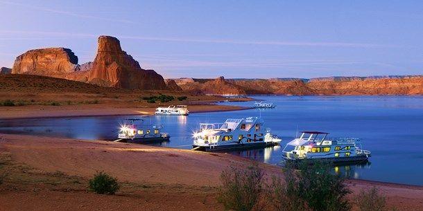 $799 -- Arizona & Utah: 3-Day Houseboat Escape, Save 55%