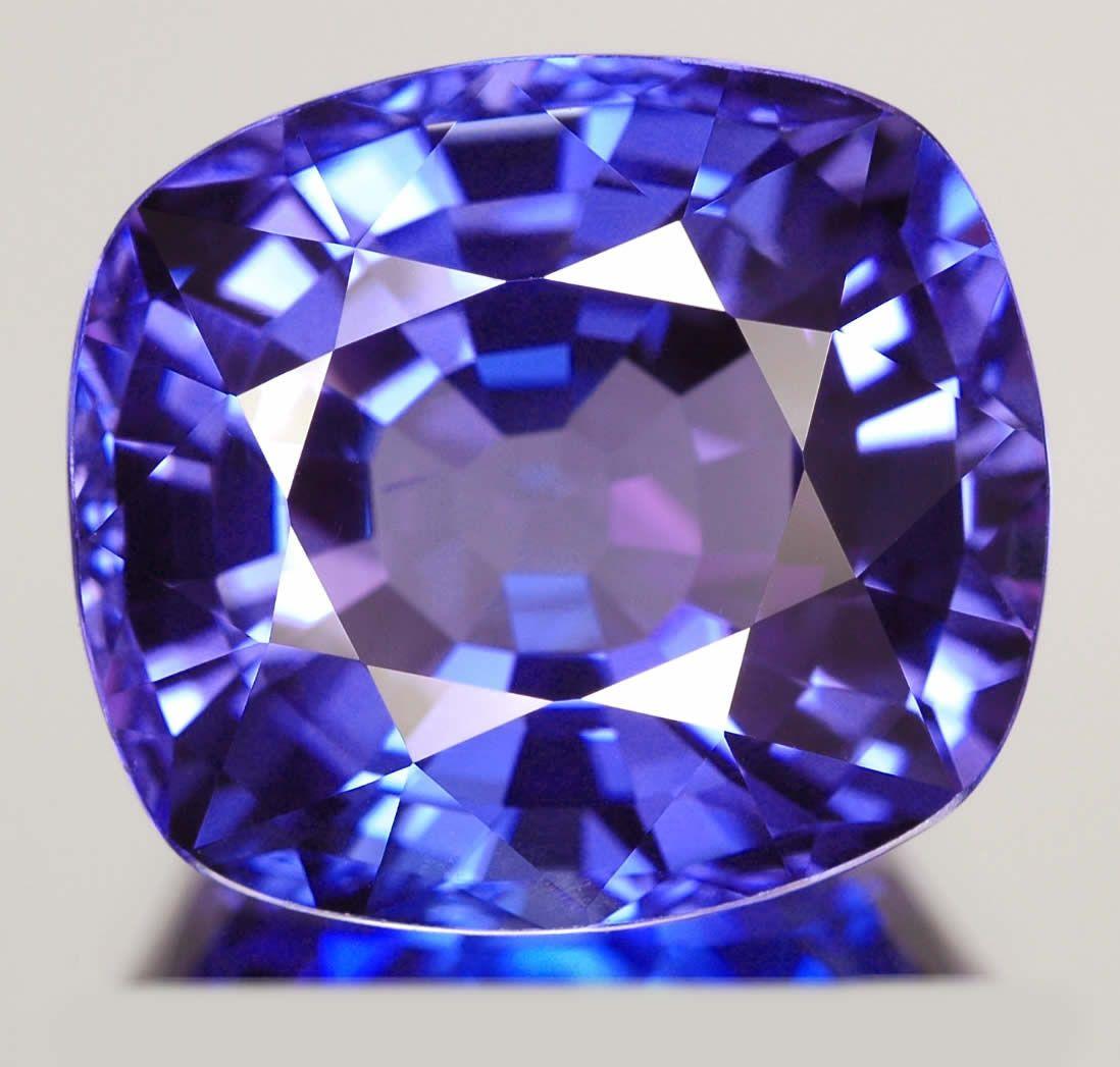 Beautiful Tanzanite: Tanzanite. Simply The Most Beautiful Gemstone. Rich With