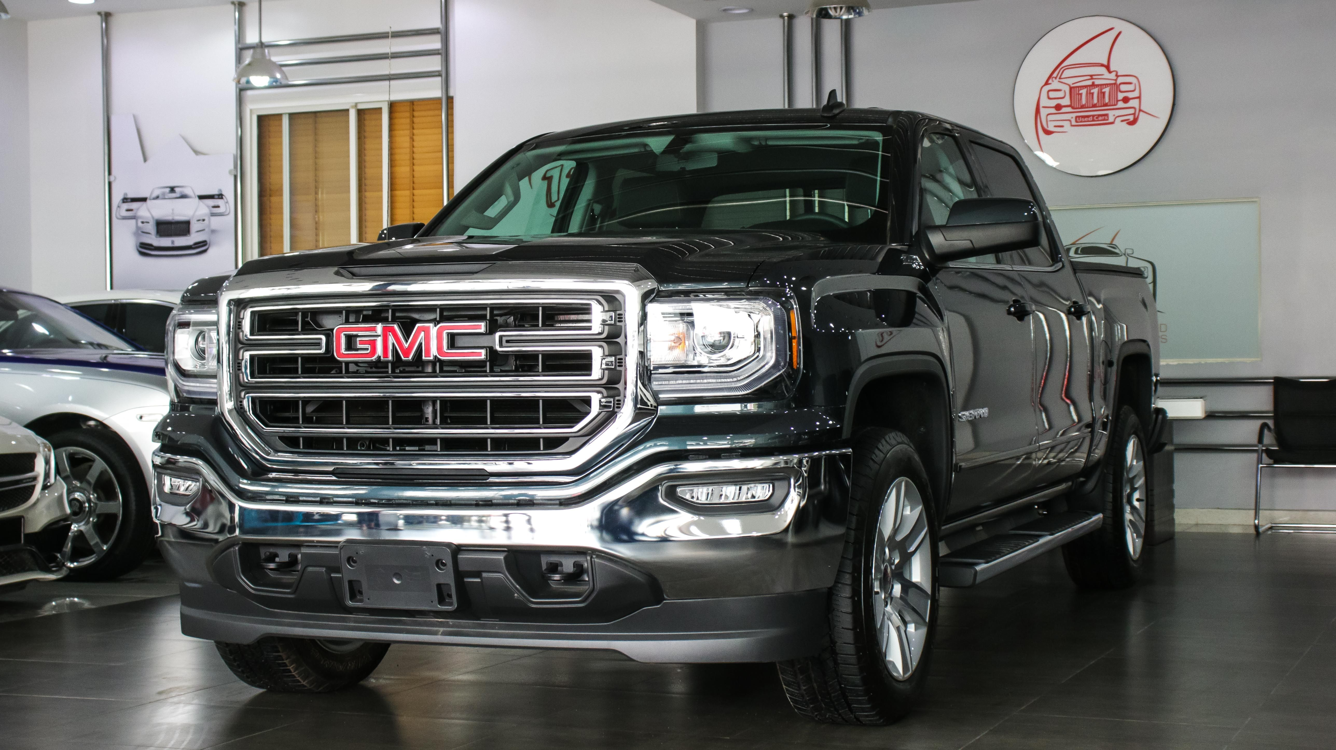 Model Gmc Sierra 1500 Sle Year 2018 Km 0 Price Uae Dirham