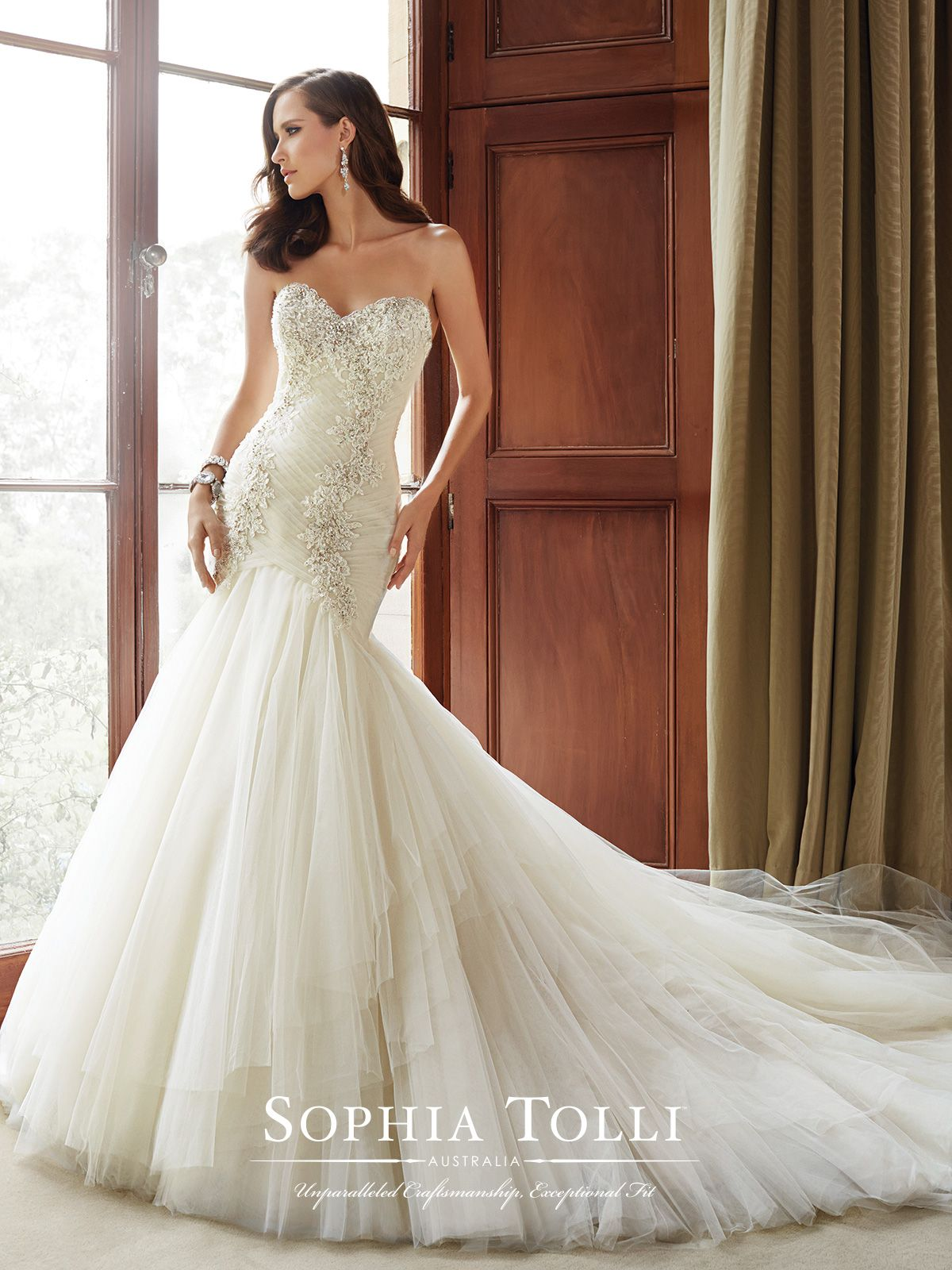 Pin On 2015 New Collection Wedding Dress