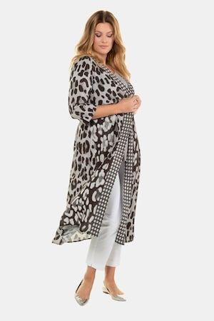 blusenjacke leodesign longform selection in 2020  jacken mode große größen und winterjacke
