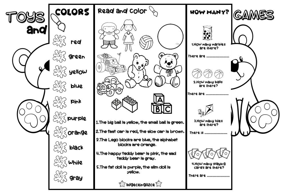 3 Rd Grade Worksheets Bilgeceingilizce In 2020 Kids Learning Activities Worksheets Free Printable Worksheets
