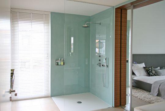 bad ohne fliesen Bad Pinterest Interior architecture, Tile - badezimmerwände ohne fliesen