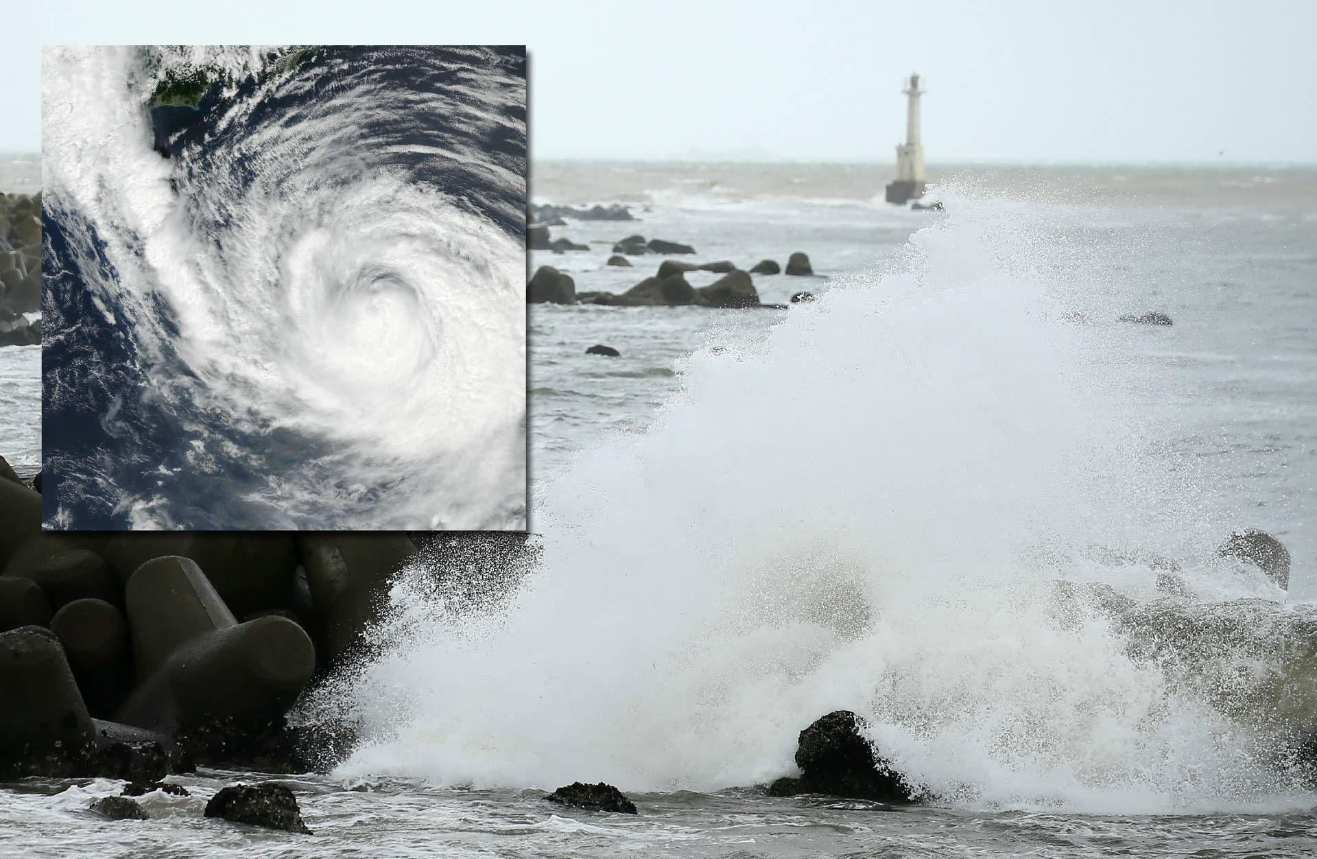 Des milliers de personnes évacuées au Japon à l'approche du typhon Lionrock