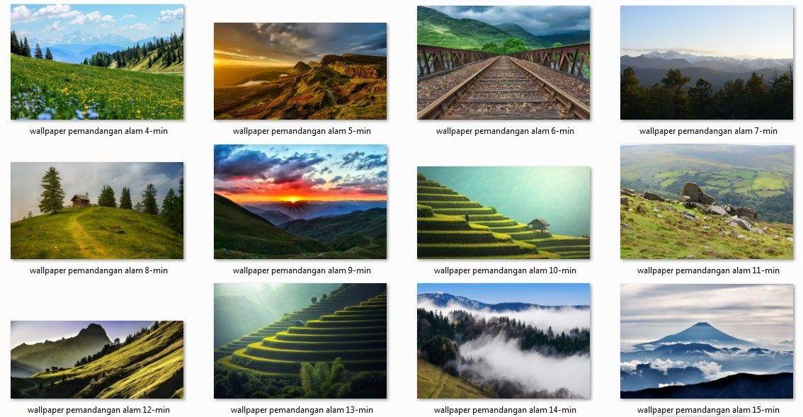 Download 510+ Wallpaper Hd Pemandangan Paling Keren