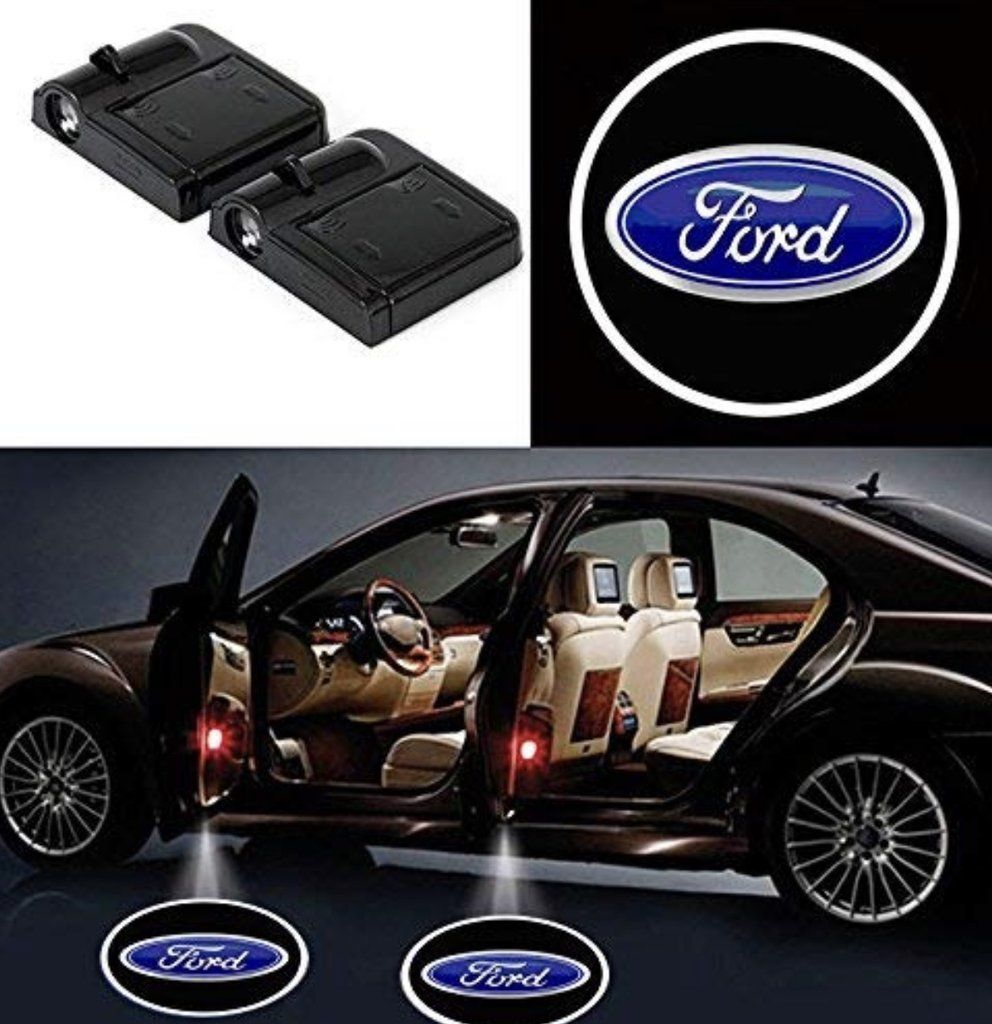 Ford Custom Door Lights Led Projector Lights Led Projector Lighting Logo
