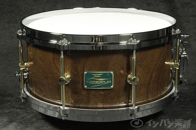 canopus zelkova hs 1465 aspr te 01c hc 075s west canopus snare drums. Black Bedroom Furniture Sets. Home Design Ideas