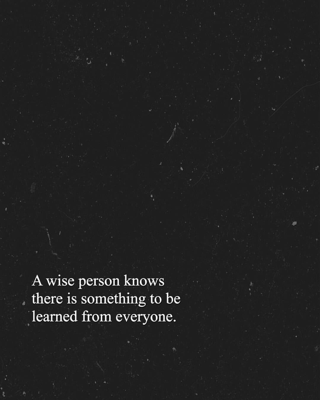 A Wealth Of Wisdom On Instagram Being Teachable Is One Of The Most Important Qualities You Can Process An Open Mind A Words Quotes Inspirational Words Words
