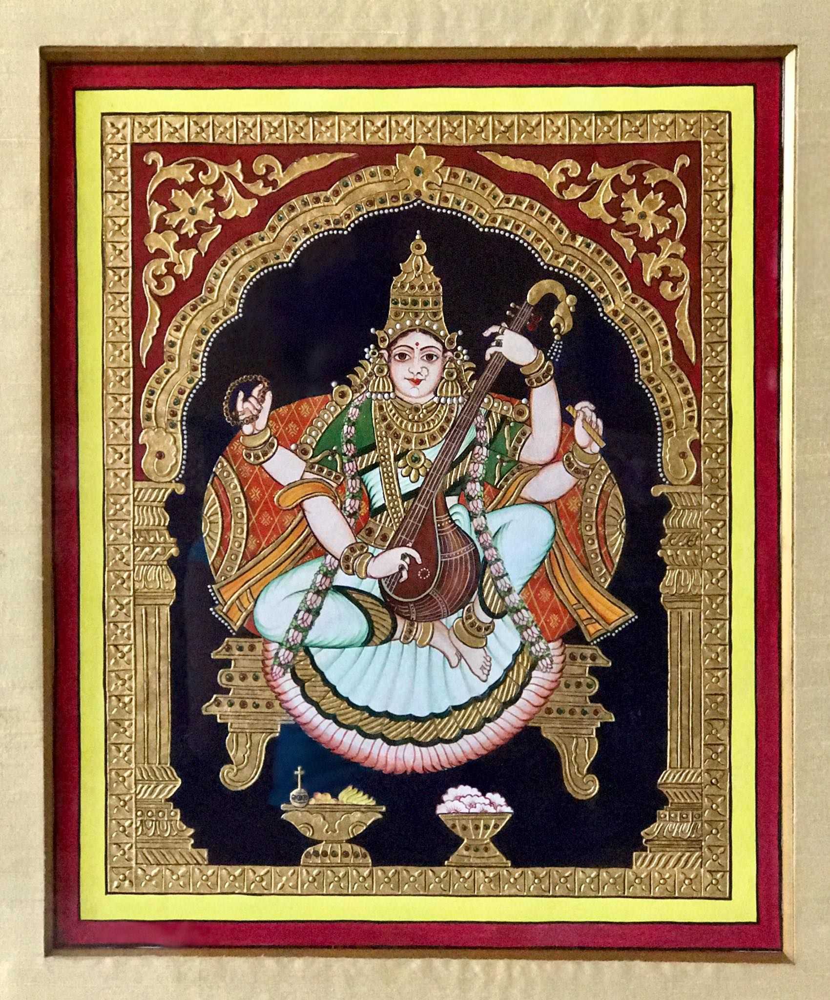 Tanjore Painting, Mysore