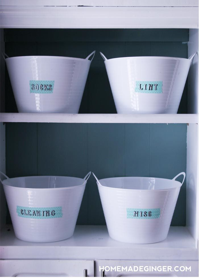 Dollar Store Crafts Diy Storage Containers With Images