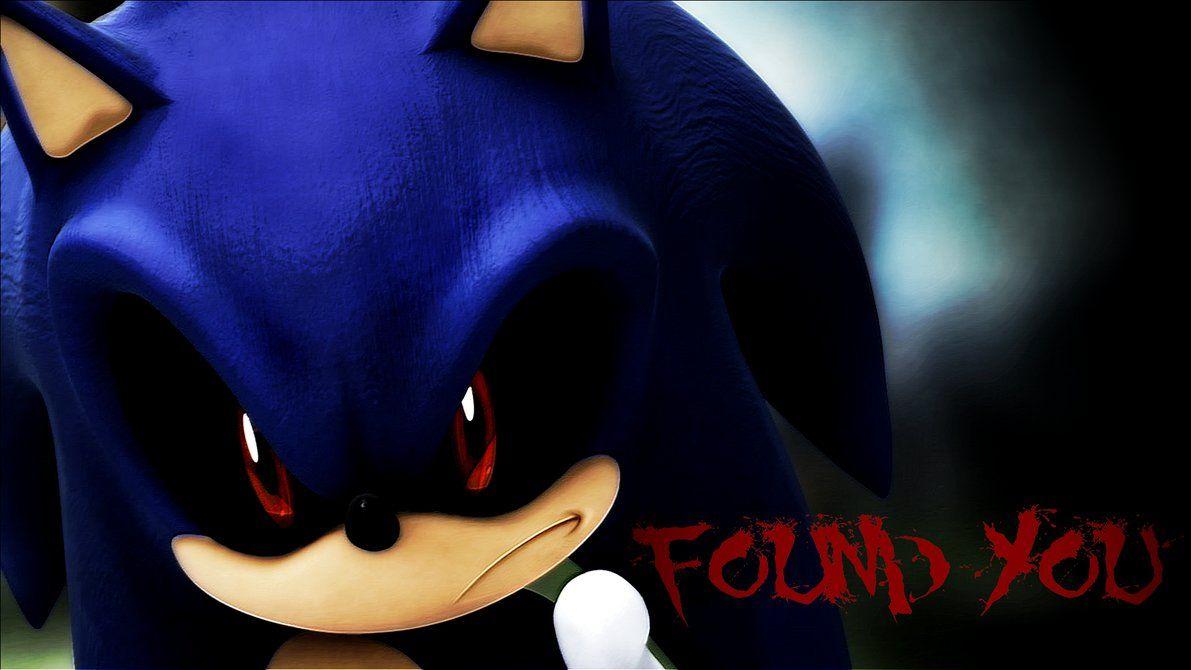 Sonic Exe By Professoradagio Sonic Cartoon Wallpaper Tails Doll
