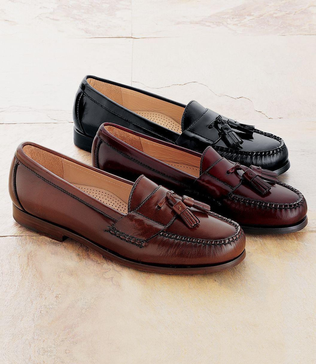 Pinch Tassel Shoe By Cole Haan CLEARANCE