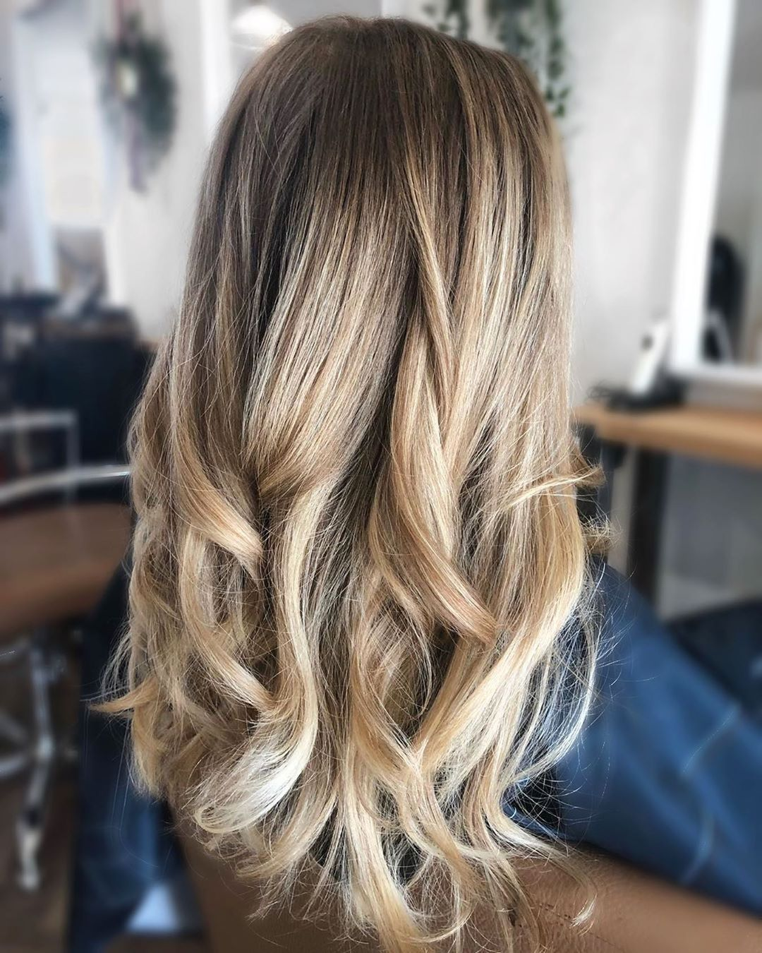 Posted By Kathymcleanhair Orla Orla Shiels Came In To Moxie Last Week For A Summer Haircut I Was So Pleased T Healthy Blonde Hair Summer Haircuts Balayage