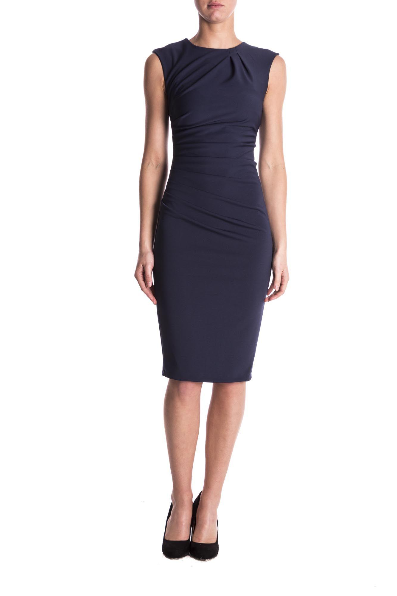 rinascimento blauwe jurk