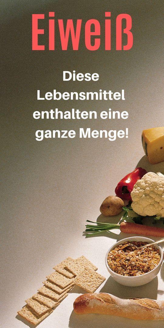 8 foods with lots of protein - life hero- 8 Lebensmittel mit viel