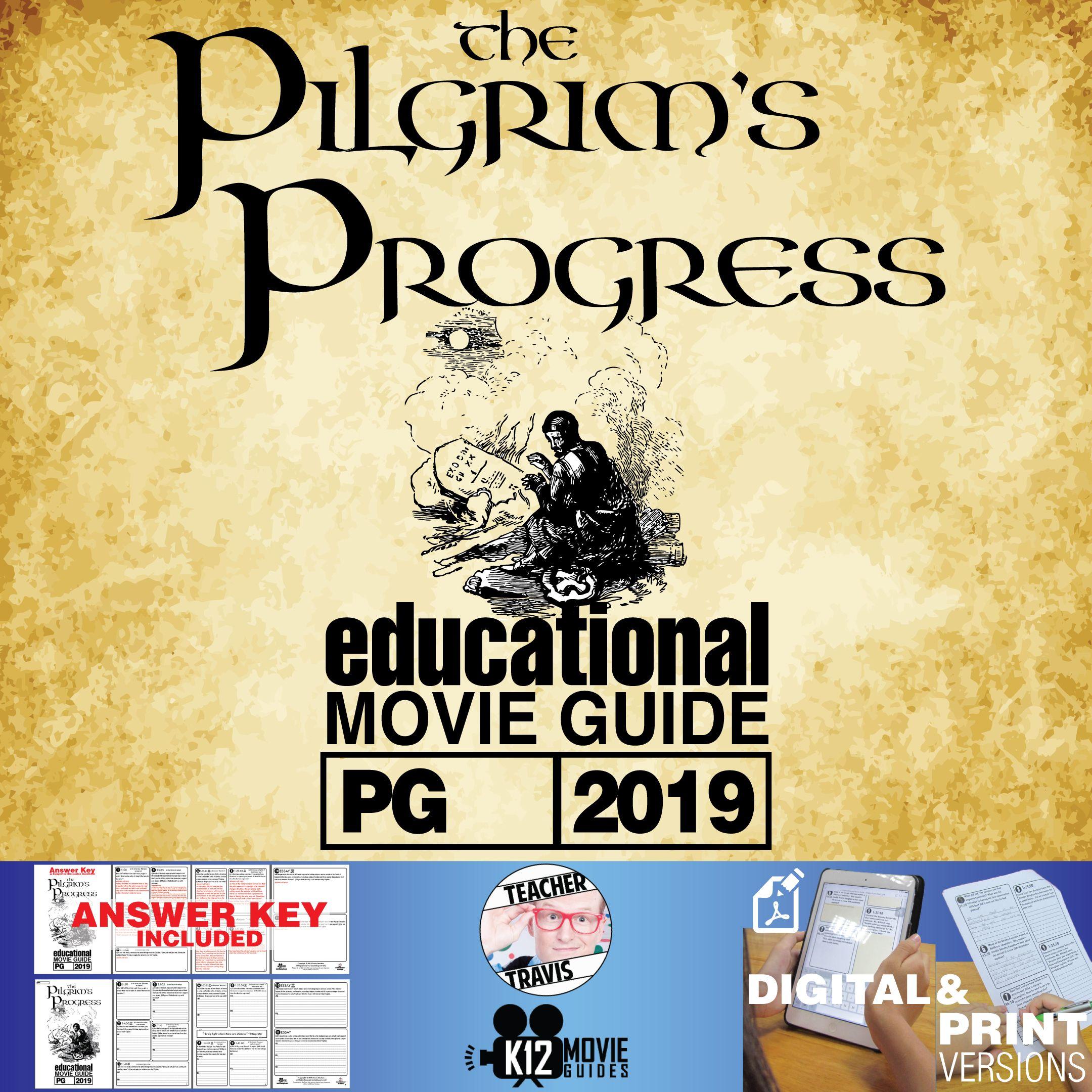 The Pilgrim S Progress Movie Guide