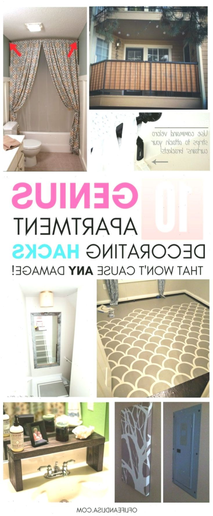 10 Incredibly Genius Apartment Decorating Hacks for ...