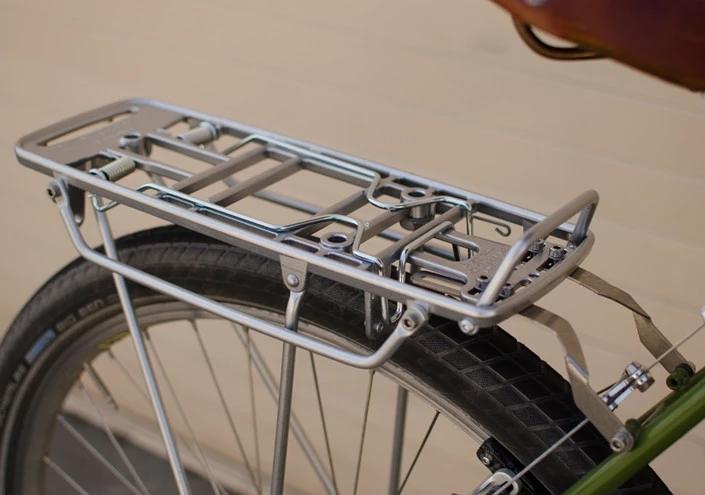 "Pletscher Rear Rack (""CLEM rack"") Rivendell Bicycle"