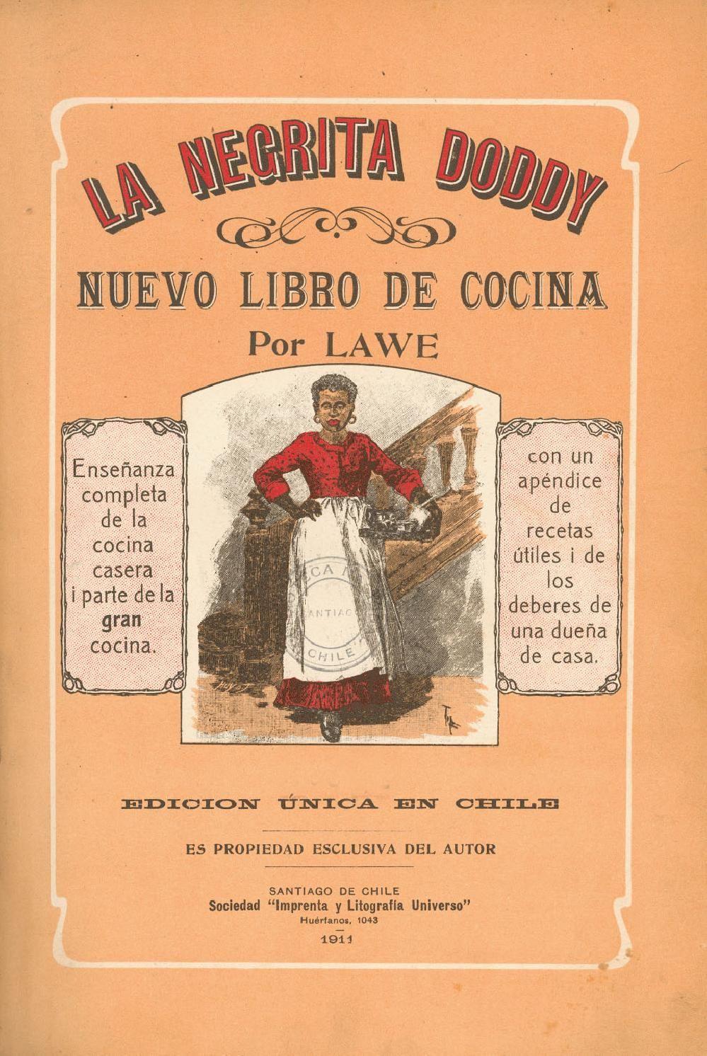 Recetas De La Negrita Doddy Books Vintage Cookbooks Recipe Book