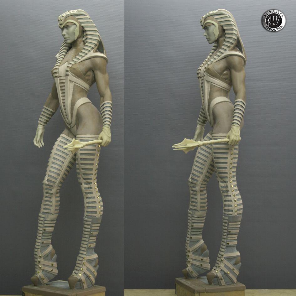 Creacion  propia - Cobra -4 by rieraescultura-art.deviantart.com on @deviantART