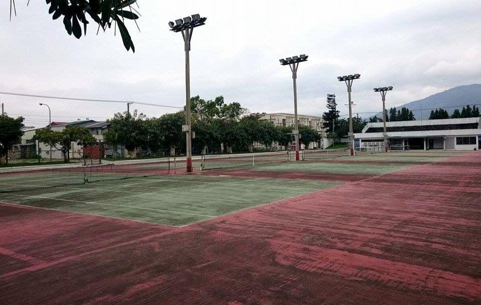 網球場的路上。To The Tennis Court: 「網球場的路上」攝影徵件 - 作品102