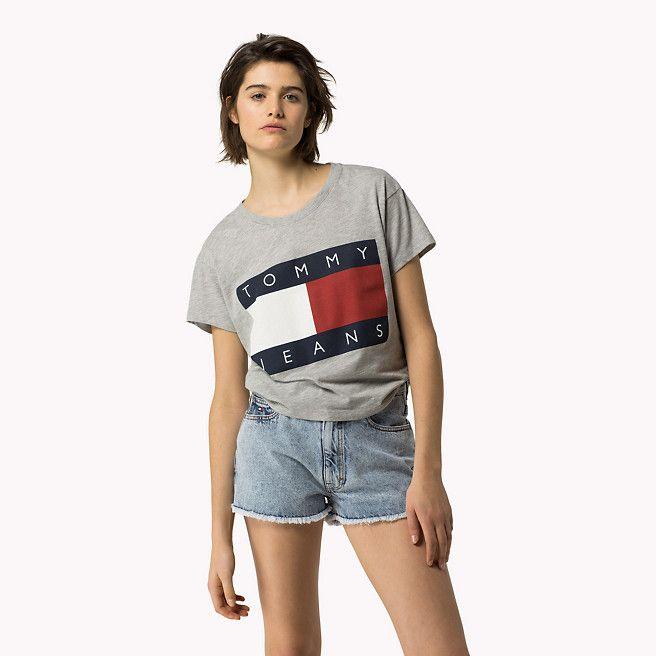 tommy hilfiger t shirts logo google search dphie swag pinterest. Black Bedroom Furniture Sets. Home Design Ideas