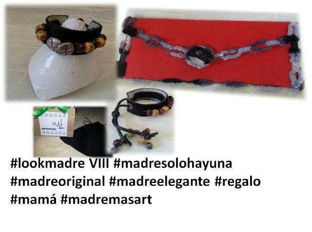 #lookmadre VIII #madresolohayuna #madreoriginal #madreelegante #regalo #mamá #madremasart