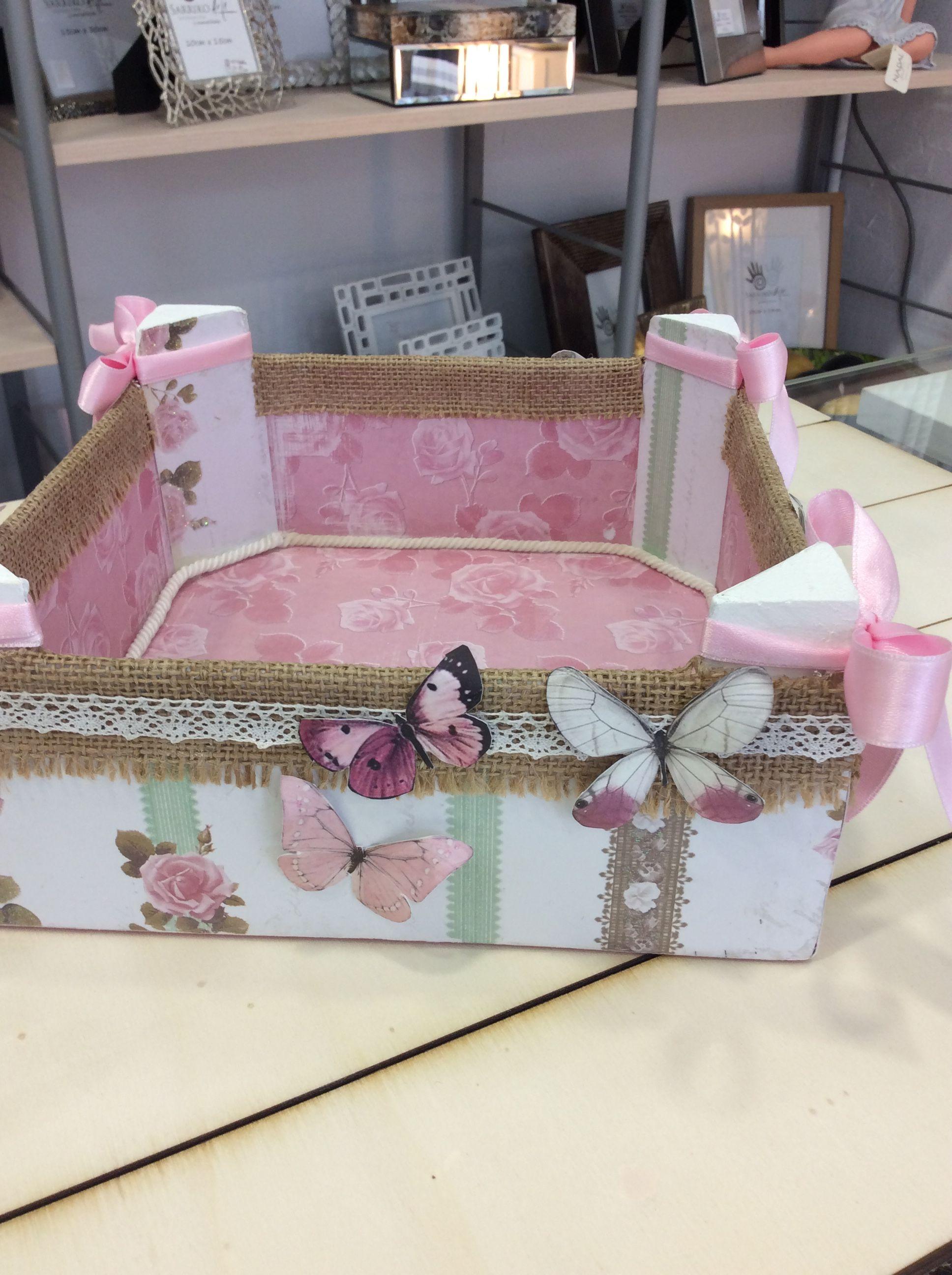 Para hacer una caja caja cajas de fruta cajas - Como decorar una caja de madera ...