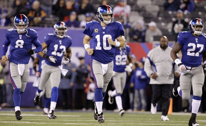 And Eli