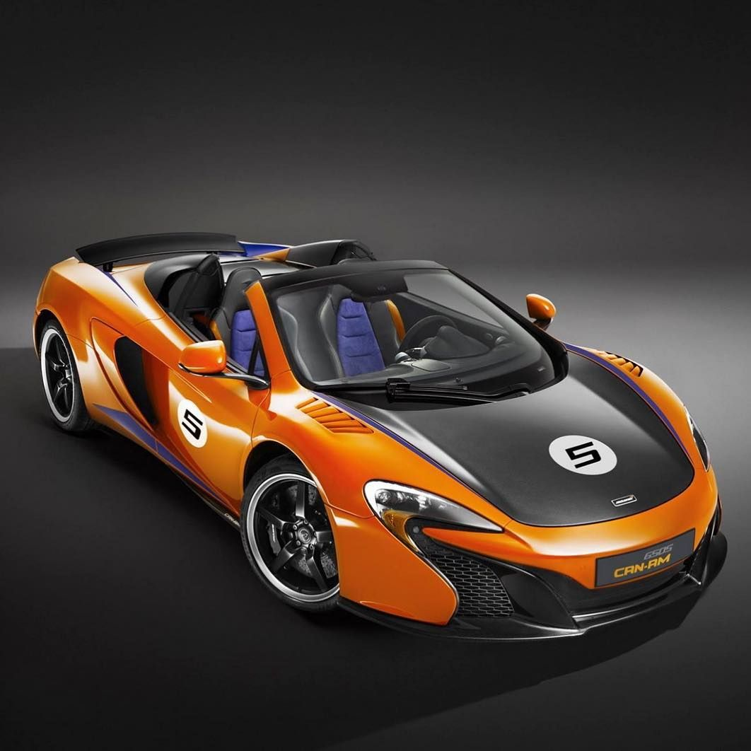 😍FOR SALE😍 •2016 McLaren 650S Can-Am Spider •Factory warranty ...