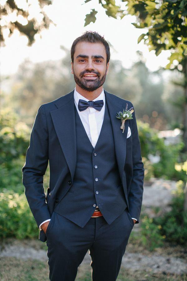 Der Perfekte Hochzeitsanzug Fur Den Brautigam