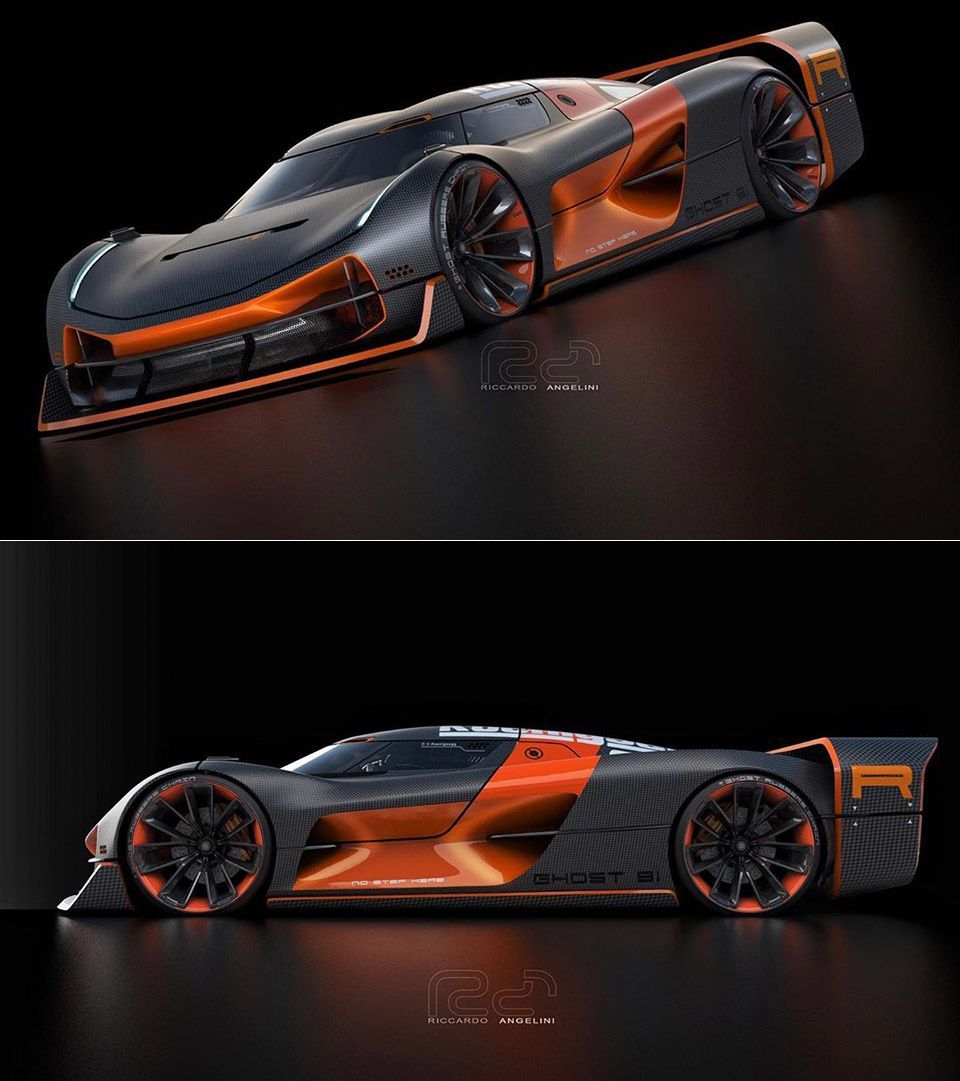 Koenigsegg 81st Ghost hypercar needs to become a reality...