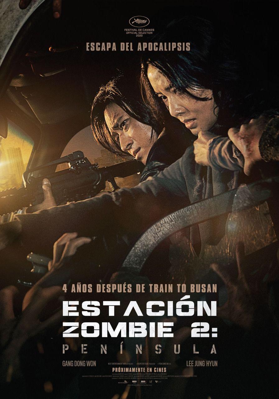Estacion Zombie 2 Peninsula Lanza Trailer Oficial Train To Busan Cine De Terror Noticias De Cine
