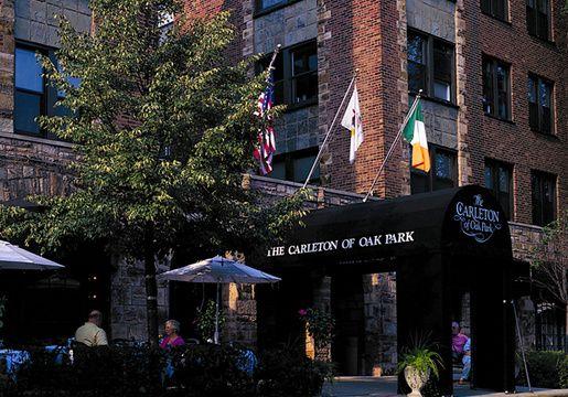 Hotels Near Chicago West Suburbs Carleton Hotel Of Oak Park