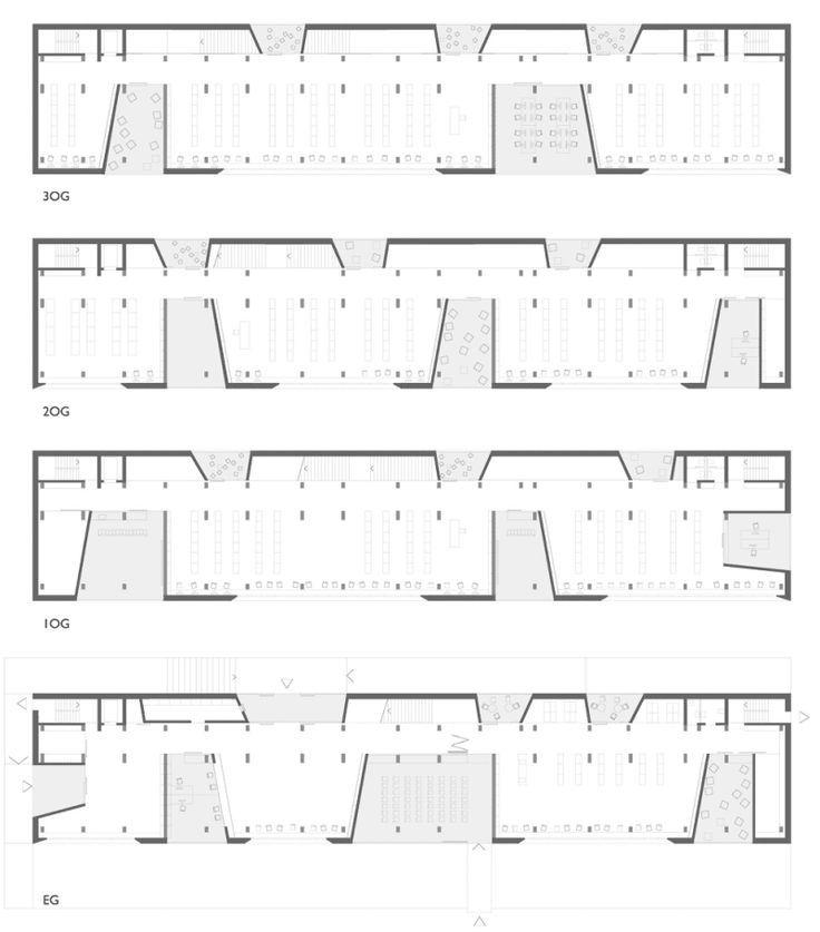 bruno fioretti marquez Architekt, Architektur, Grundriss