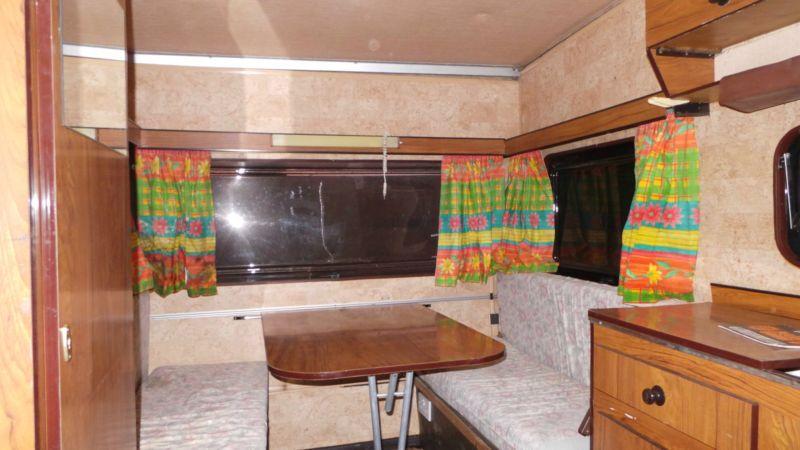 french esterel 3 berth folding caravan esterel folding caravans pinterest. Black Bedroom Furniture Sets. Home Design Ideas