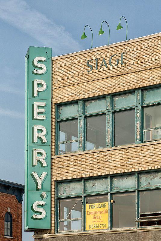 Sperry's, Port Huron, MI, August, 2014 Port huron, Huron