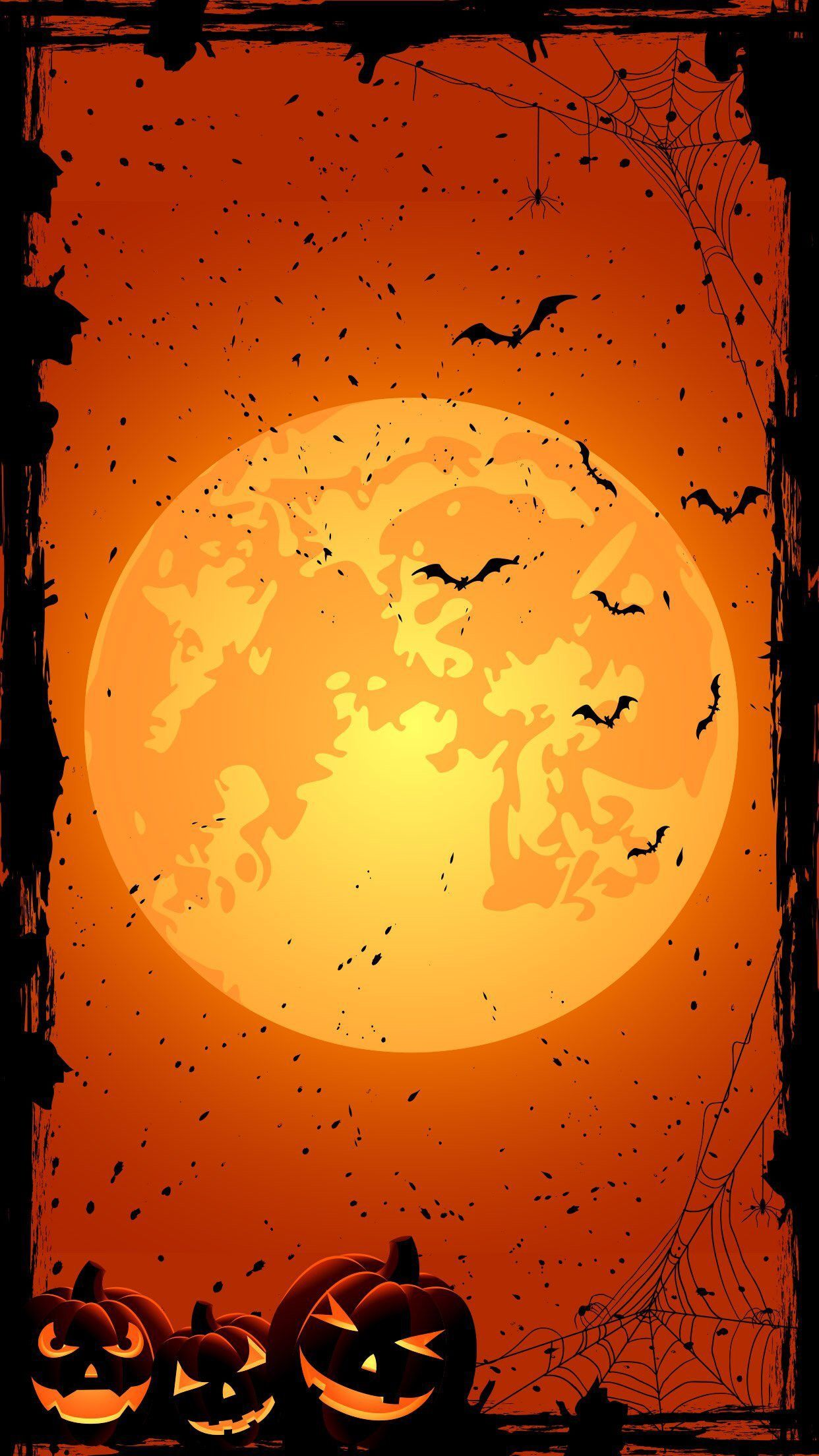 Halloween Wallpaper Horizontal Pumpkin For Halloween On Dark Wooden Background Using For Wallpaper Horizontal View Buy In 2020 Halloween Wallpaper Halloween Wallpaper Iphone Halloween Backgrounds