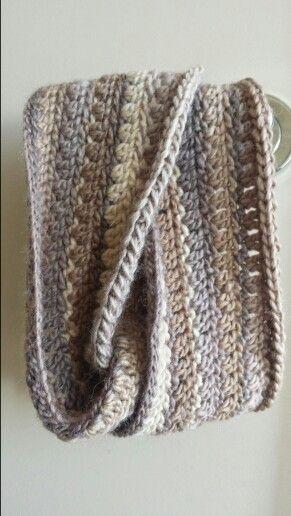 Easy Crochet Infinity Scarf Free Pattern Httpilikecrochet