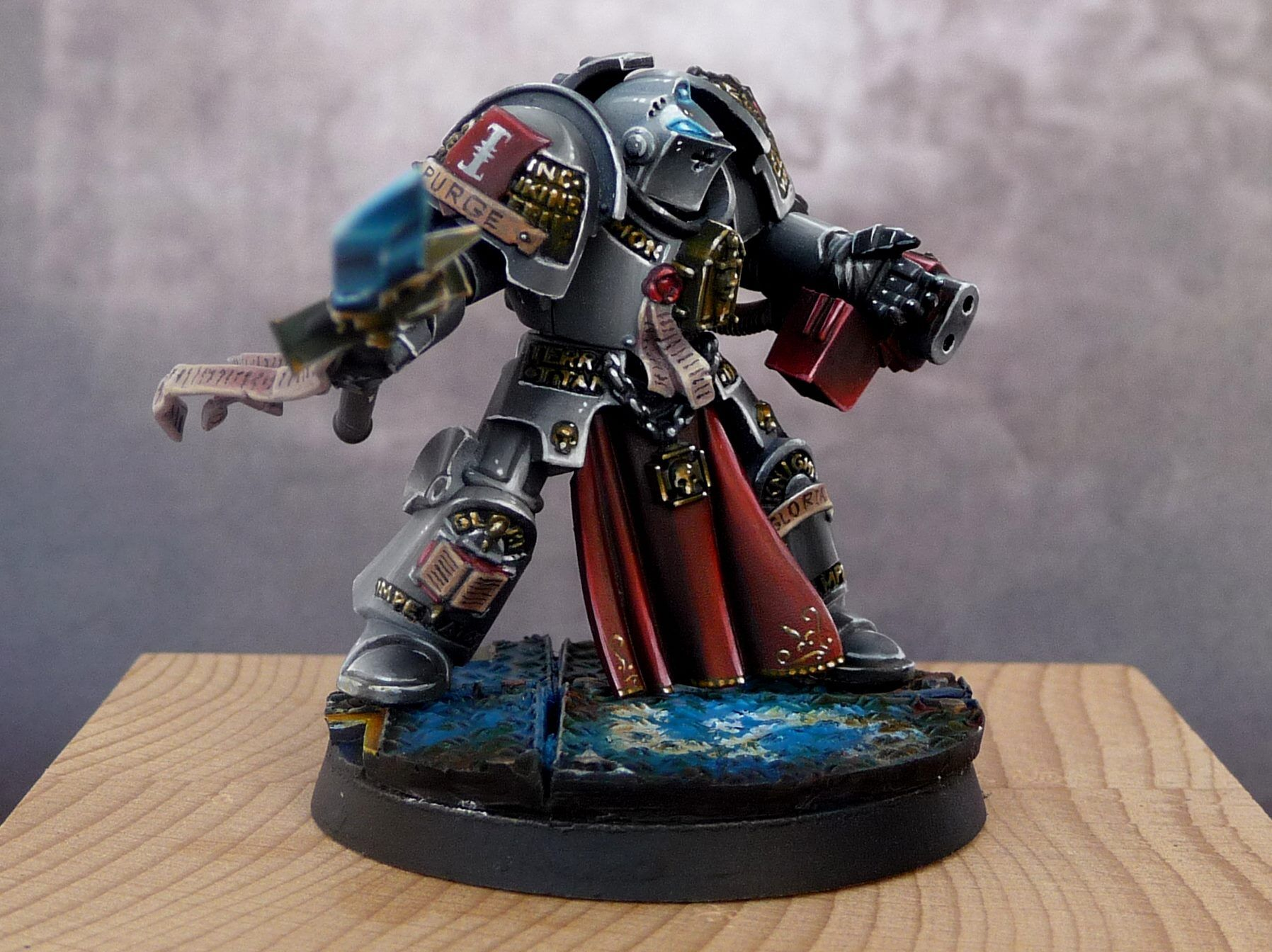 NMM technique