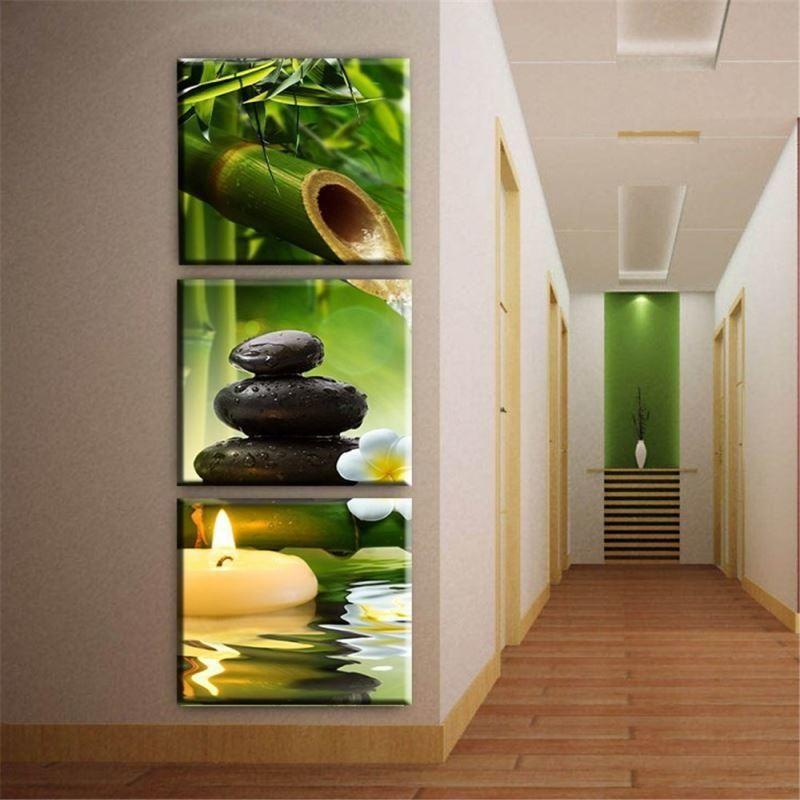 Art Moderne Peintures à L Huile Toile Impression Mural Sans