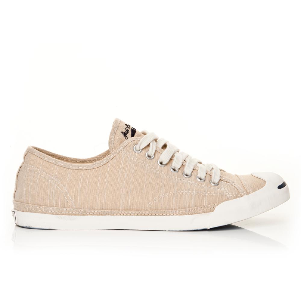 3d38486c552 CONVERSE – Unisex παπούτσια Jack Purcell μπεζ Γυναικεία/Παπούτσια/Sneakers  CONVERSE Υφασμάτινα παπούτσια σε