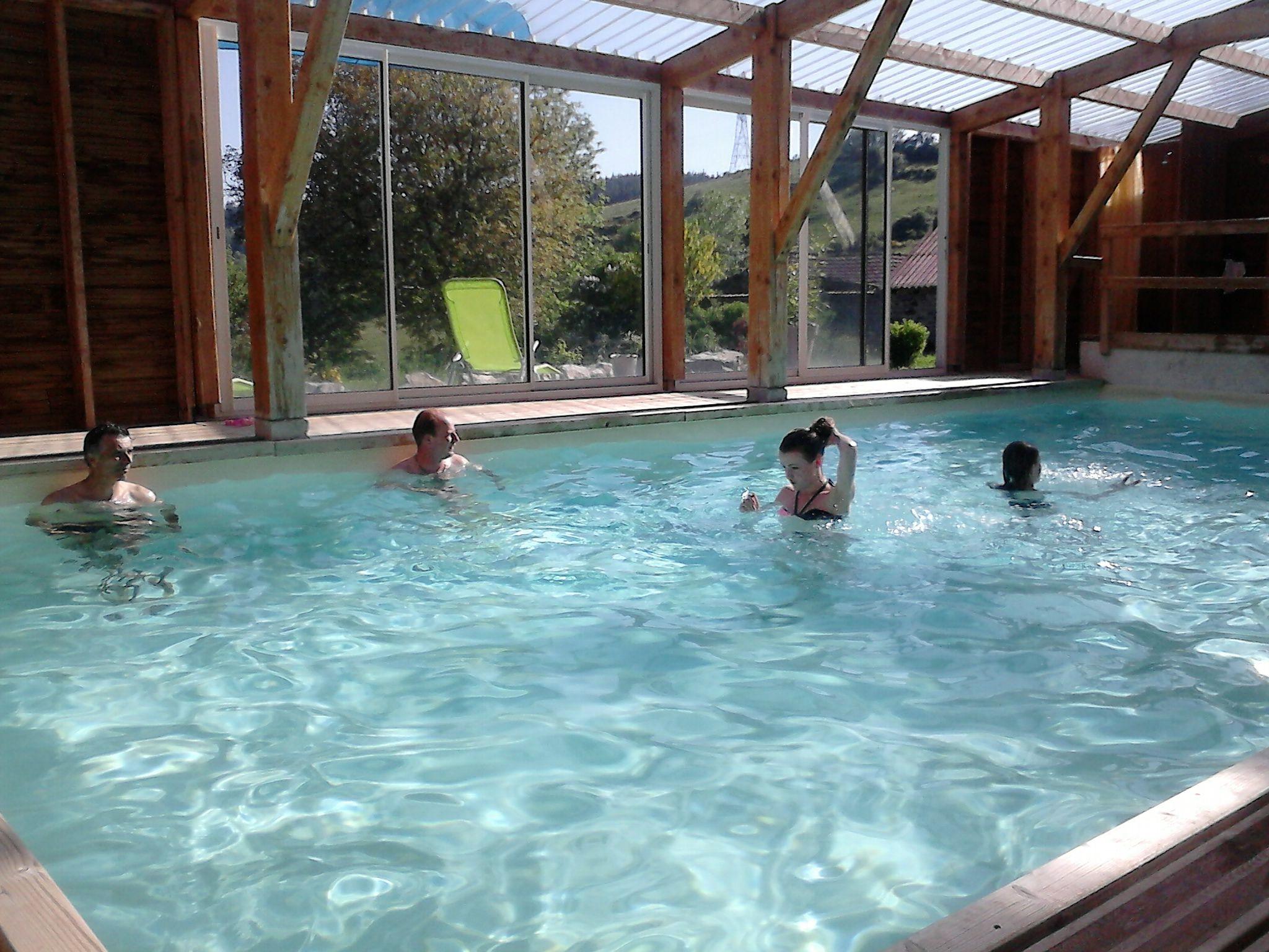 gite de groupe la source avec piscine couverte et jacuzzi httpwww - Location Gite Avec Piscine Couverte