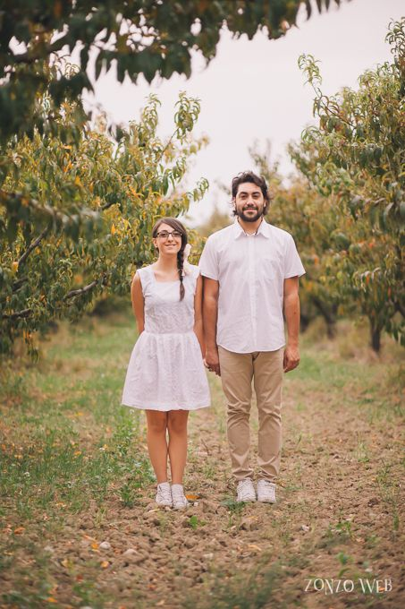 Laura + Moreno - Couple portrait Ph. Zonzo Web