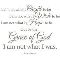 God's Grace Quotes Pleasing Quotes On God's Grace  Quotejohn Newtononlythe Grace Of