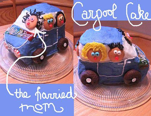 carpool cake