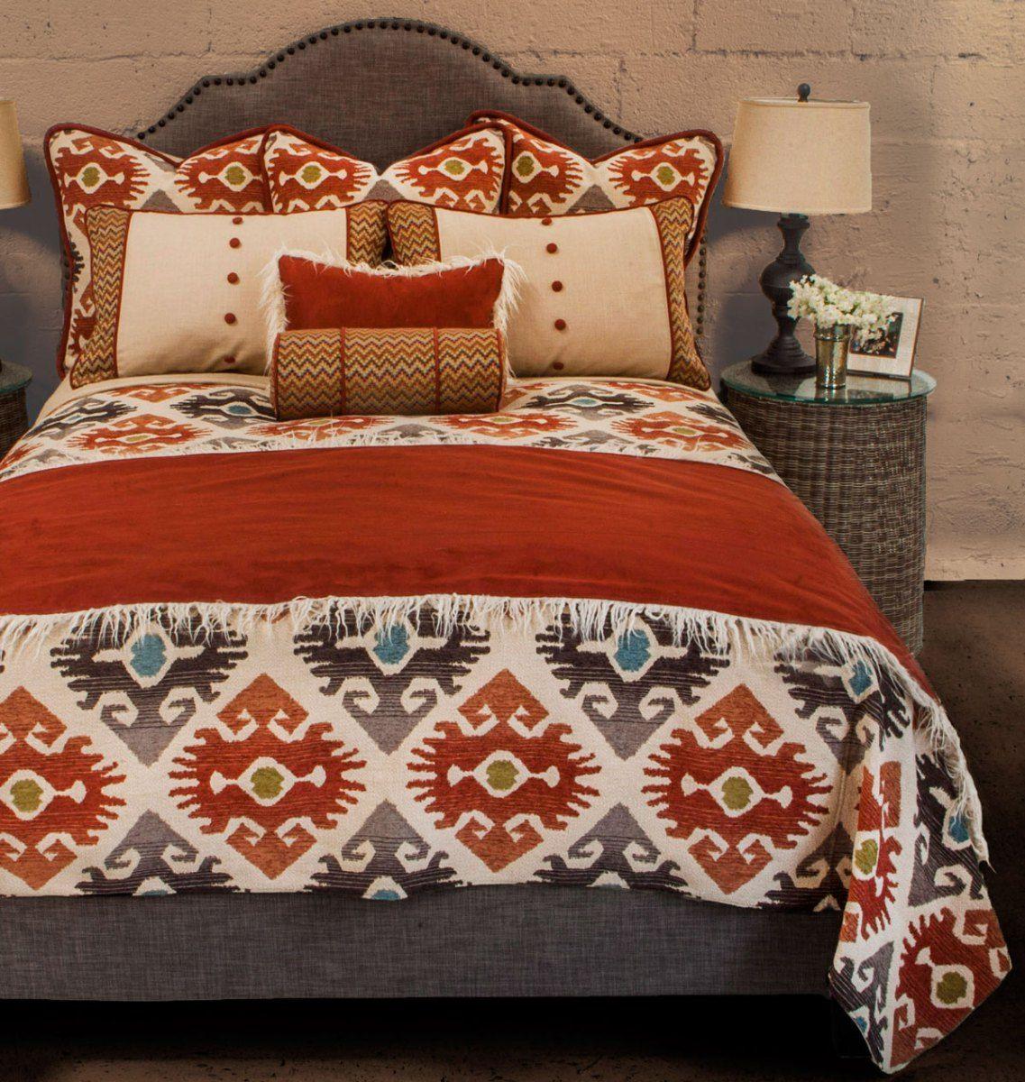 Southwest Bedding Sets Southwestern Bedding Sets