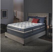 Serta Perfect Sleeper Luxury Hybrid Blakefield Plush Mattress Set